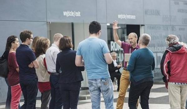 Going. | Sobotnie spacery z wolontariuszem-przewodnikiem - Muzeum Emigracji w Gdyni