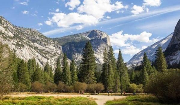Going. | Parki Narodowe USA - Klub Podróżników - Namaste