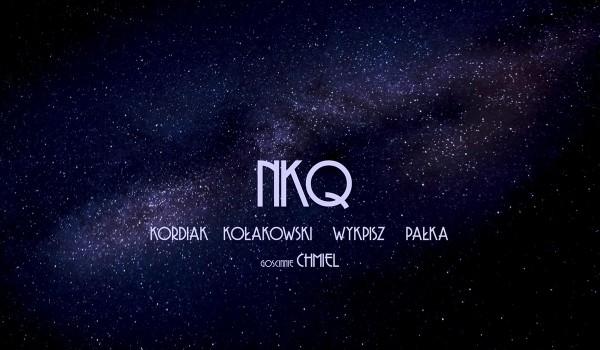 Going. | New Jazz Scene: NKQ - 12on14 Jazz Club