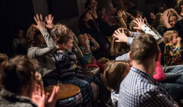 Going. | Klub Komediowy // Improwizacja dla dzieci - Centrum Praskie Koneser