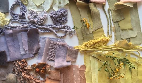 Going. | Warsztaty naturalnego barwienia tkanin - Dzikie Barwy