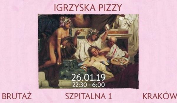 Going. | Igrzyska Pizzy ~Brutaż ~ - Szpitalna 1