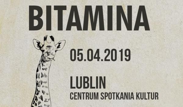 Going. | Bitamina w Lublinie / SOLD OUT - Centrum Spotkania Kultur w Lublinie