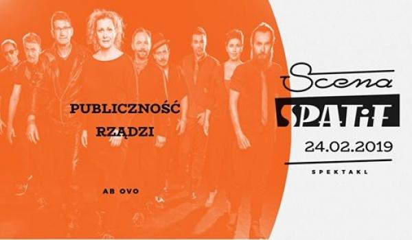 Going. | Ab Ovo / show - Klub SPATiF