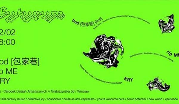 Going. | Futurum x Firlej - bod [包家巷] / rip ME / KRY - Klub Firlej