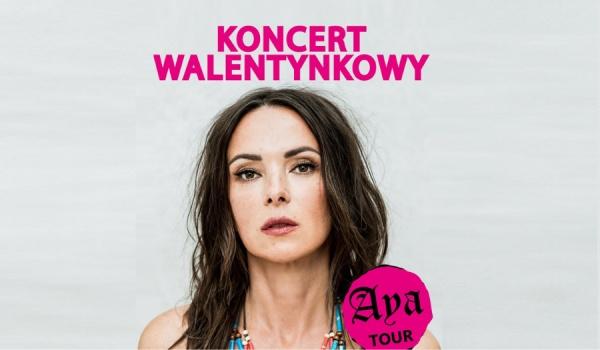 Going.   Kasia Kowalska– koncert walentynkowy   Łódź - Scenografia