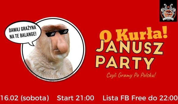 Going. | O Kurła! Janusz Party / Gramy Po Polsku - Pod Palmą