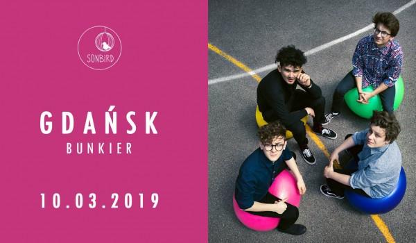 Going. | Sonbird / Gdańsk / 10.03.2019 - Bunkier Club