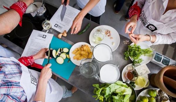 Going. | Strefa Warsztatowa Polish Your Cooking - Centrum Praskie Koneser
