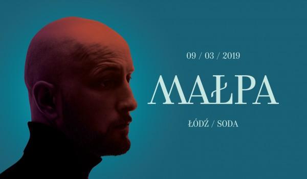 Going. | MAŁPA w Łodzi | Koncert premierowy - SODA Underground Stage