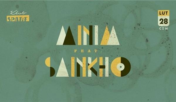 Going. | MINIM feat. Sainkho - Klub SPATiF