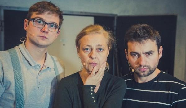 Going. | Beksińscy - Teatr Polski w Bydgoszczy