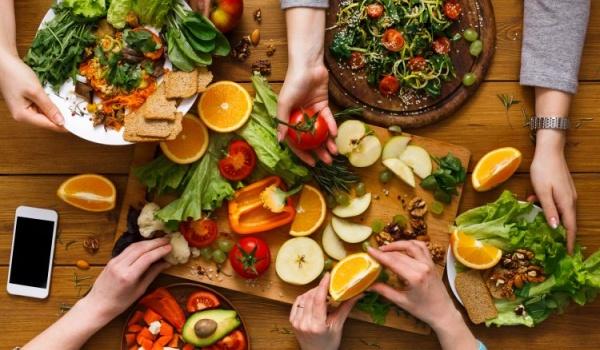 Going. | Jesz, ile chcesz- wegańska uczta obiadowa - ZaCisze