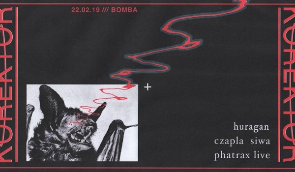 Going. | KOREKTOR // phatrax czapla huragan - Bomba Na Placu