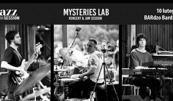 Going. | Jazz Session #37 | Mysteries Lab - BARdzo bardzo