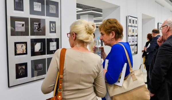 Going. | 10. Międzynarodowe Biennale Miniatury // wernisaż - Pałac Kultury Zagłębia