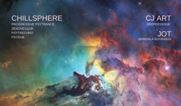 Going. | Chillsphere w/ CJ Art & Jot - progressive & zenonesque night - Szpitalna 1