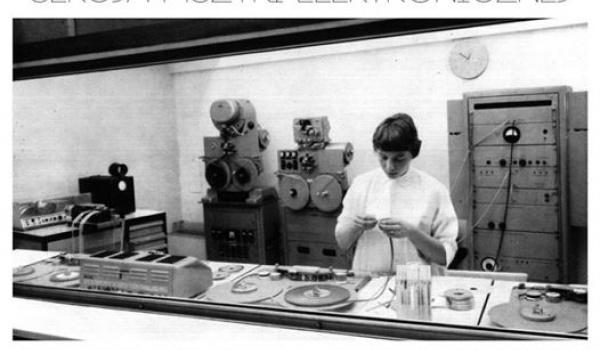 Going. | Sekcja Muzyki Elektronicznej - spotkanie czwarte: studio - Szpitalna 1