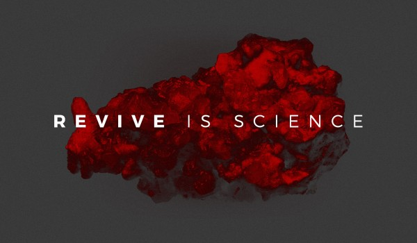 Going. | Revive Is Science - Poziomy