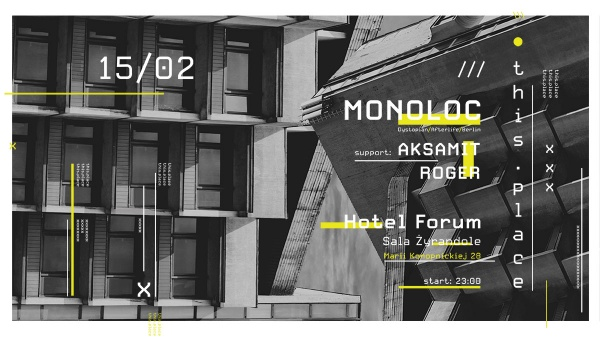 Going. | this.place w. Monoloc - Hotel Forum