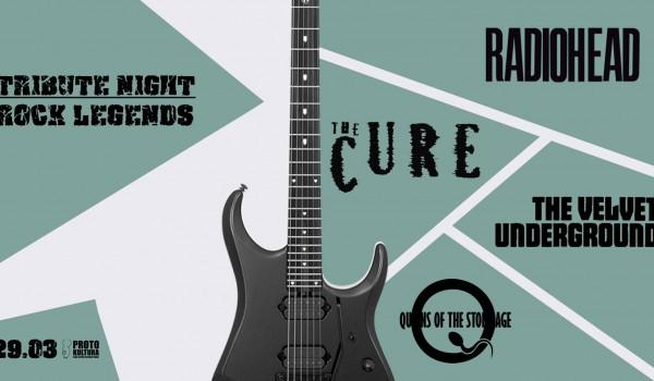 Going. | Tribute Night: Rock Legends - Protokultura - Klub Sztuki Alternatywnej