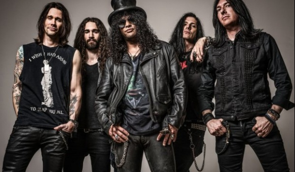 Going. | Slash feat. Myles Kennedy & The Conspirators - Atlas Arena