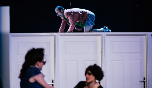 Going. | Akt równoległy - Teatr Wybrzeze