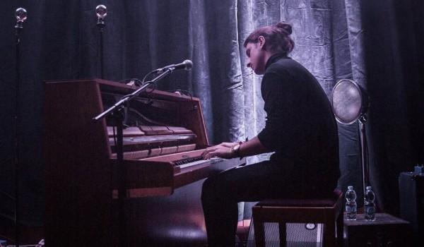 Going. | Muzyka w ciemności – czyli koncert 5 zmysłów – Wojtek Szczepanik - Centrum Kultury Dwór Artusa
