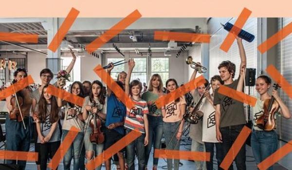 Going. | MONT Młoda Orkiestra Nowego Teatru - Świetlica Nowego Teatru