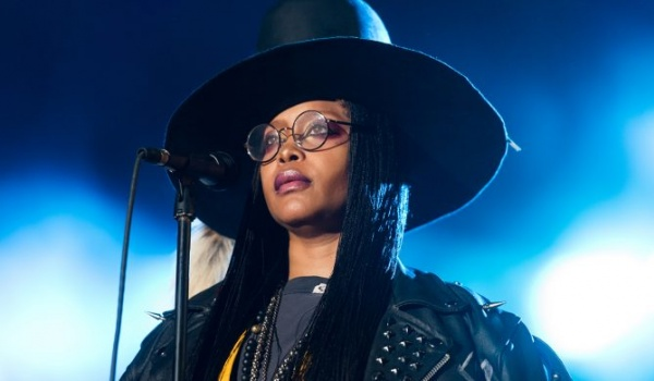 Going. | Erykah Badu & Culture Revolution - Netto Arena