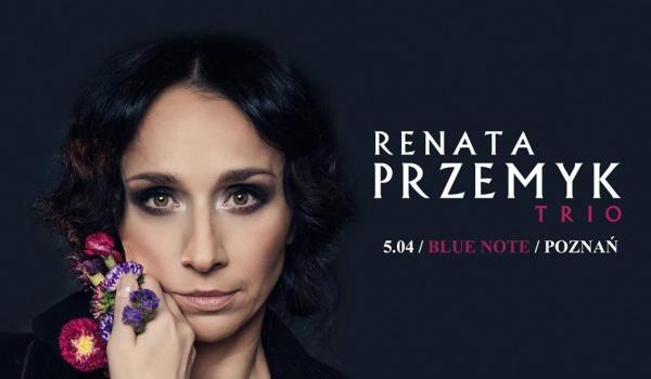 Going. | Renata Przemyk Trio - Blue Note Poznań