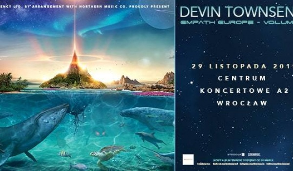 Going. | Devin Townsend: Empath Europe – Volume 1 - A2 - Centrum Koncertowe