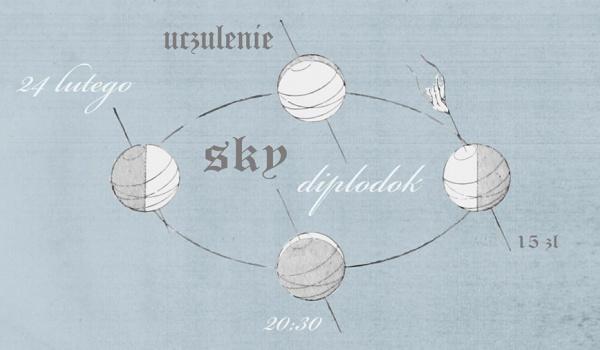 Going.   SKY I Diplodok - Czuła jest noc