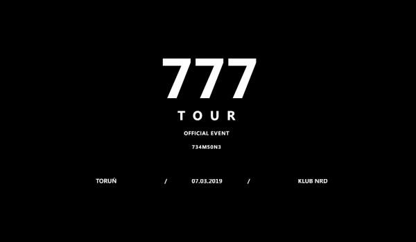 Going. | Zeamsone / 777 TOUR / Toruń - NRD Klub