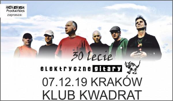 Going. | 30-lecie | Elektryczne Gitary - Klub Studencki Kwadrat