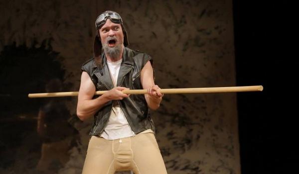 Going. | W weekend zwariuję z Don Kichotem - Teatr Pinokio w Łodzi