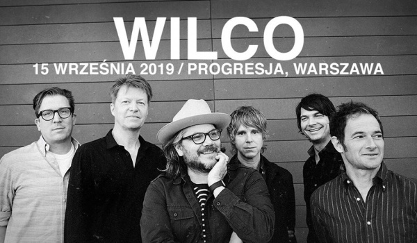 Going. | Wilco - Progresja