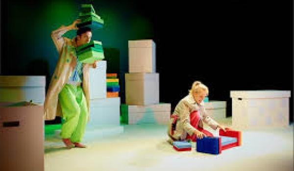 Going. | Bucik kopciuszka - Teatr im. Hansa Christiana Andersena