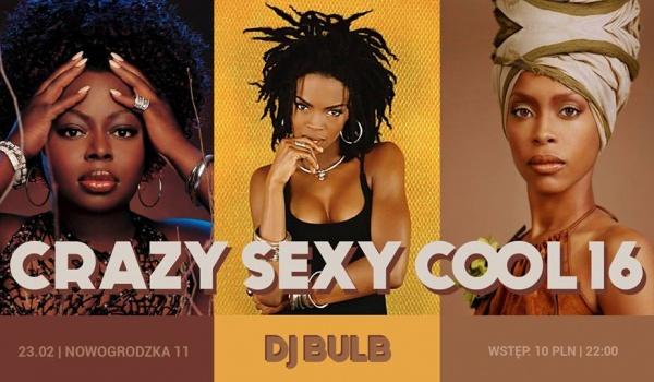 Going. | Crazy Sexy Cool #16 • Dj Bulb • SOUL - BARdzo bardzo