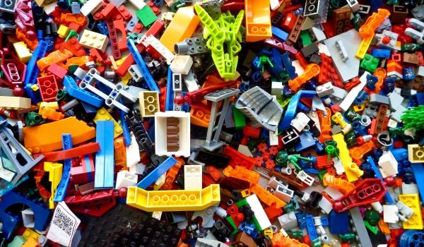 Going. | Ferie z klockami LEGO - Tarasy Zamkowe