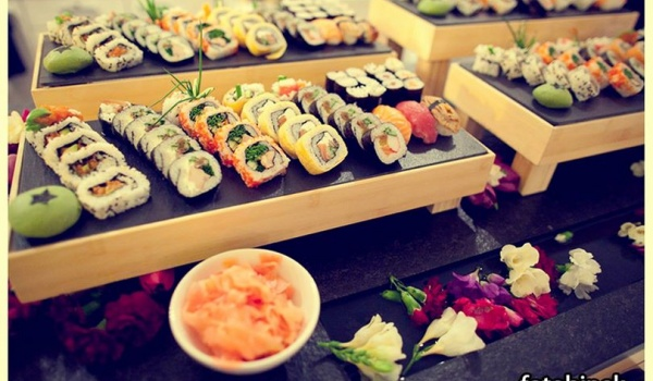 Going. | Domowy sushi master - Baccaro