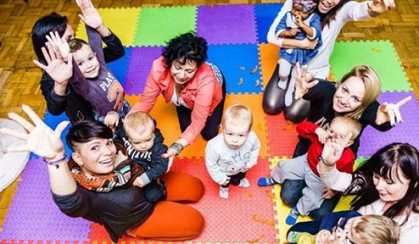 Going.   Gordonki - zajęcia umuzykalniające dla dzieci - Centrum Dziecka i Rodzica