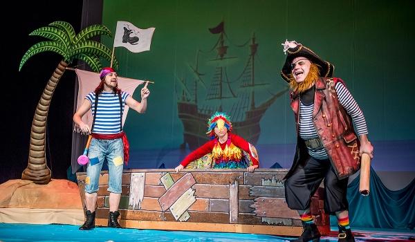 Going. | O piracie Buciorze, który zgubił skarb - Teatr DOM
