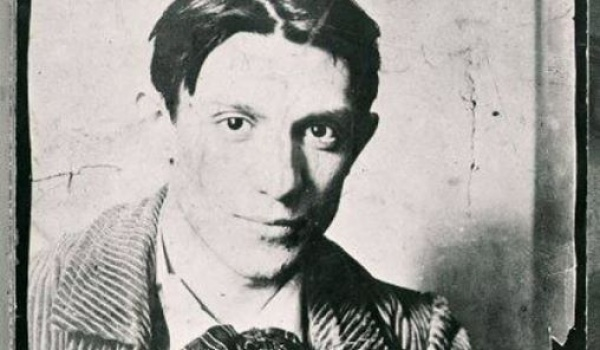 Going.   Sztuka w Centrum. Młody Picasso - Gdyńskie Centrum Filmowe
