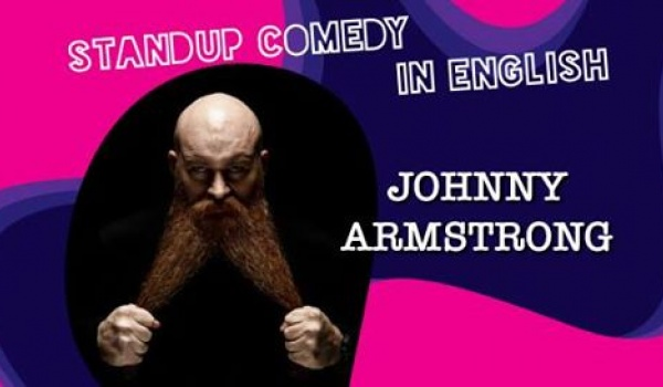 Going. | Standup Comedy in English // Johnny Armstrong - Szpitalna 1