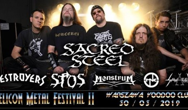Going. | Helicon Metal Festival II - Voodoo Club