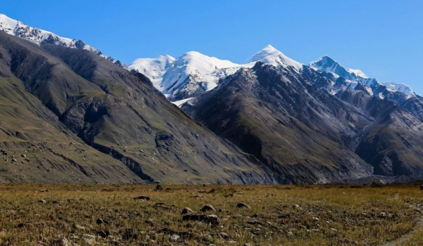 Going. | Kirgistan - wszystkie góry świata - Z innej beczki-Wysokiej klasy Pub