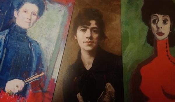Going. | Polskie malarki w XIX w i na pocz. XX w. - Staromiejskie Centrum Kultury Młodzieży