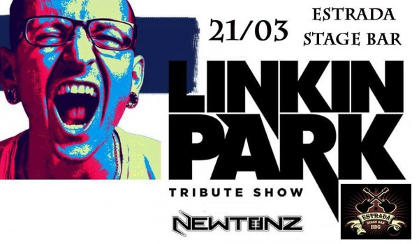 Going. | Linkin Park tribute show - Estrada Stagebar