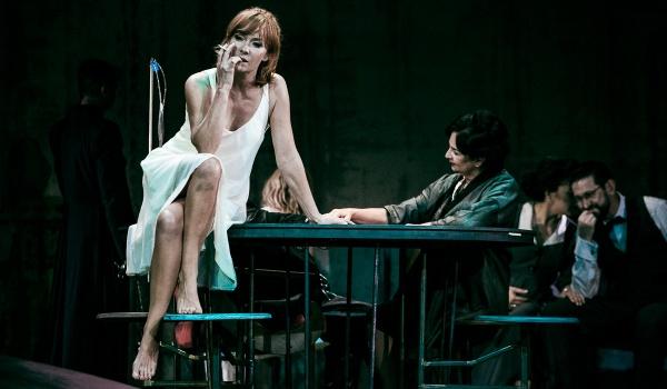 Going. | Kotka na gorącym, blaszanym dachu - Teatr Bagatela